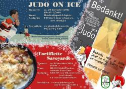 Judo on ice + Tartiflette Savojarde‏