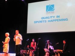 Trainer Kim Ramon Jeugdsportcoordinator van het jaar !