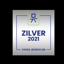 """Onze club kreeg de erkenning """"Coole Judoclub JV - Zilver"""""""